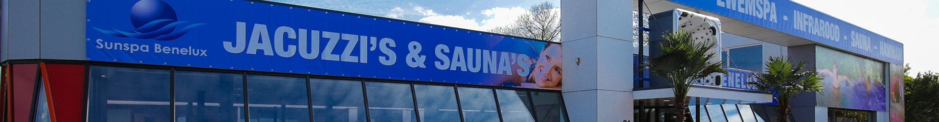 Sunspa Sauna Breda