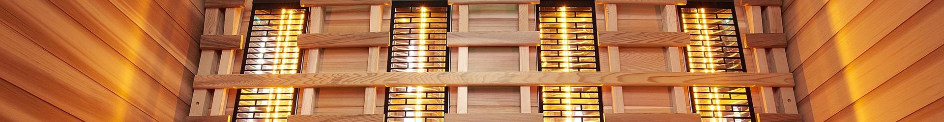 Infra4Health infrarood sauna