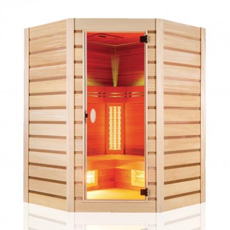 Luxury 140 H infrarood sauna