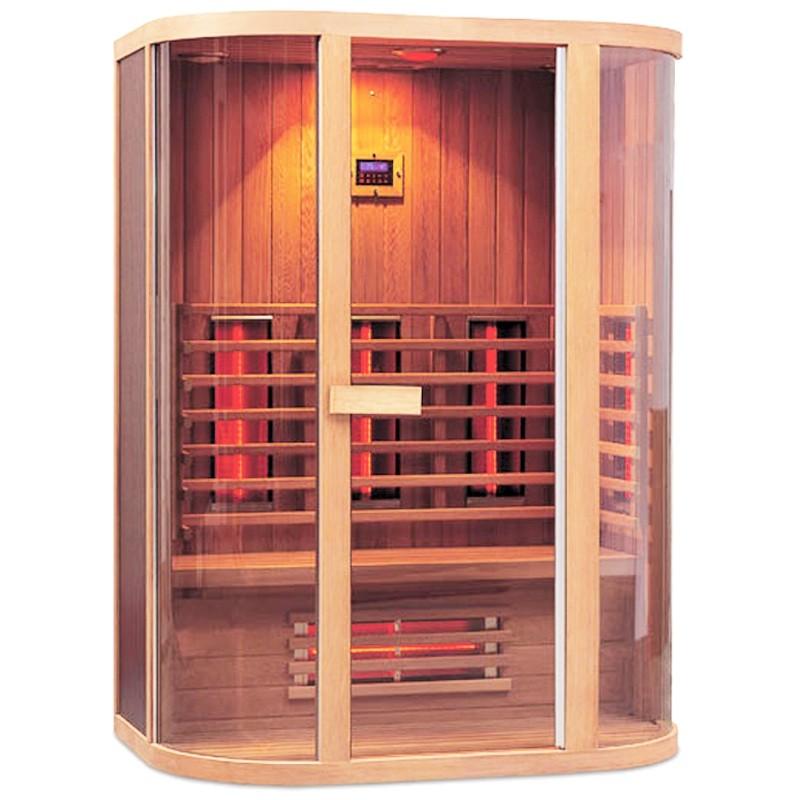 Profressional Six infrarood sauna