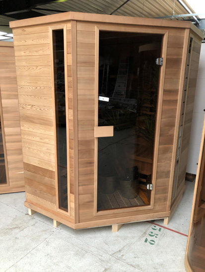 Full Spectrum 3 hoek Red Cedar DUO outlet`model