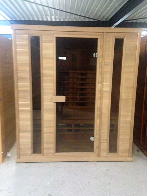 Full Spectrum 4 persoons infrarood sauna - Outlet